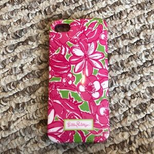Lilly Pulitzer iPhone 5/5s/5c case